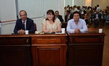 Unidad Ciudadana rechaza el aumento de tasas y transporte público