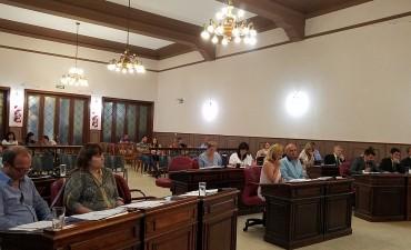 Concejales aumentaron el boleto a Ola Bus y Nuevo Bus; también aprobaron el Presupuesto y la adhesión al Pacto Fiscal