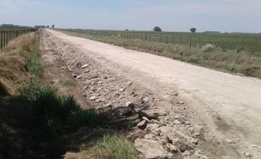 Se encuentran en marcha los trabajos de mantenimiento en la zona rural