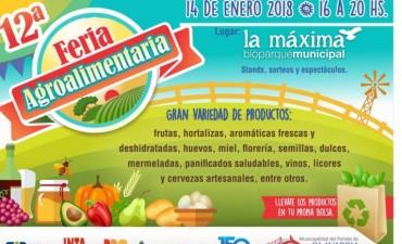 Vuelve la Feria Agroalimentaria con productos saludables y espectáculos para toda la familia