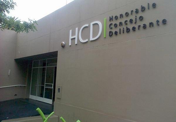 Presupuesto Municipal: esperan la concurrencia de funcionarios al HCD
