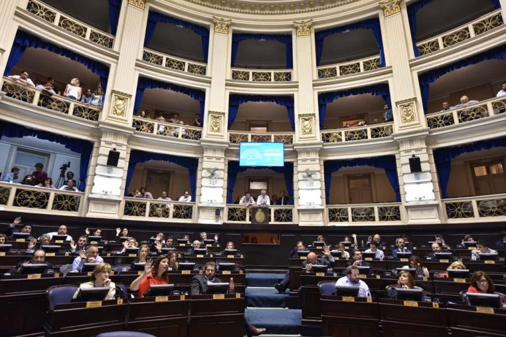La Legislatura provincial sancionó el Presupuesto, Endeudamiento y Ley Impositiva para el 2019