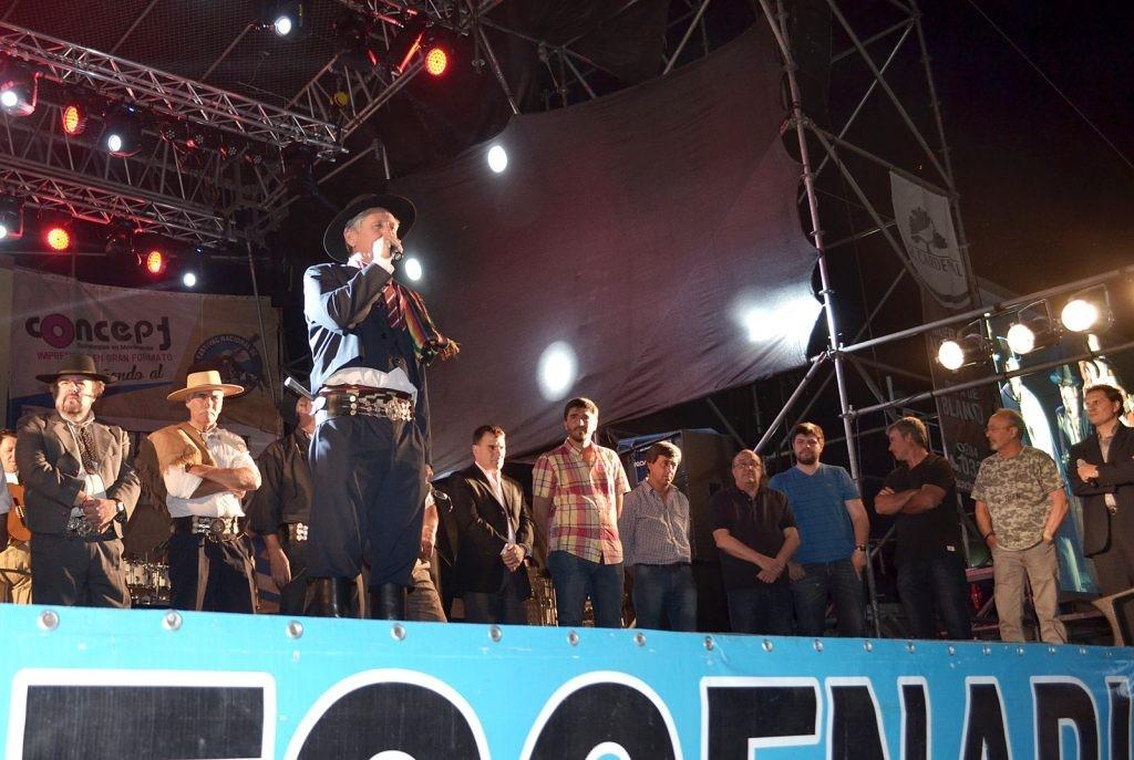 Olavarría se prepara para el Festival Nacional de Doma y Folclore