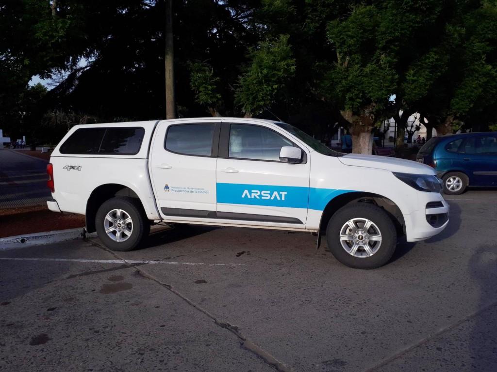 General Alvear: La Plaza Principal ya cuenta con el servicio de WiFi País Digital