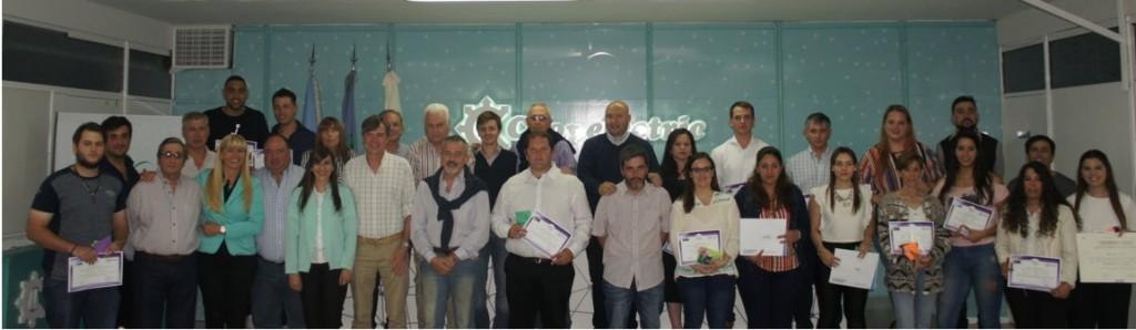 Coopelectric Informa: acto de colación del Centro de Estudios Universitarios