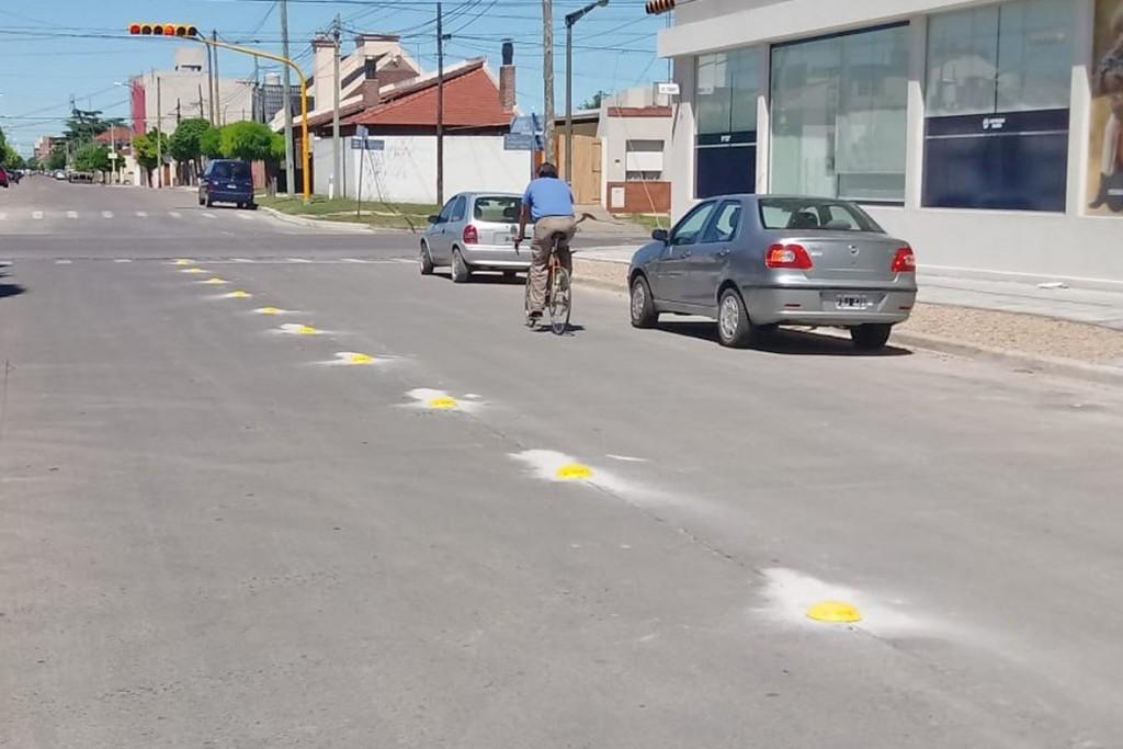Más accesibilidad y seguridad vial en el tránsito