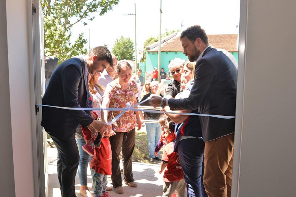 Inauguración de un nuevo NIDO en Villa Magdalena