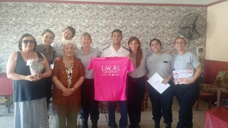 Jornadas de sensibilización sobre cáncer de mamas y violencia de género en cárceles de Sierra Chica