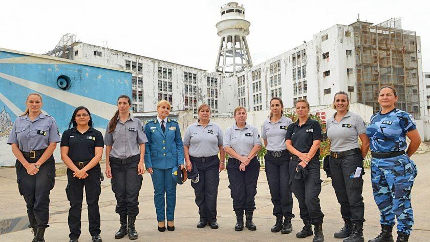 Destacan el rol de las mujeres al frente de unidades carcelarias en la Provincia