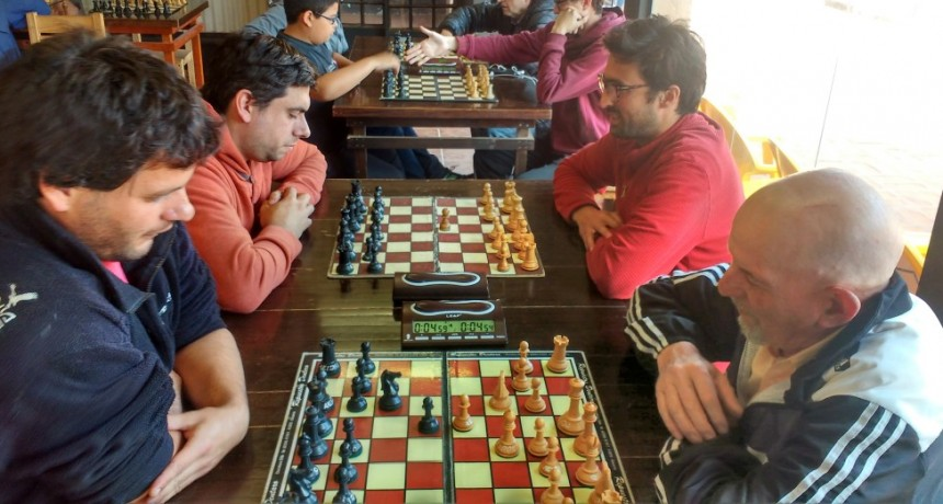 Ajedrez: Agustín Pandini Campeón Anual