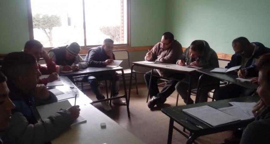 Se proyectó 'Una vez en la vida' para los internos de la Unidad Penal de Urdampilleta
