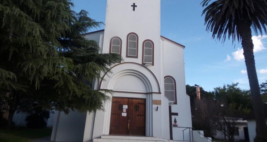 Concierto de fin de año en la parroquia de Sierras Bayas