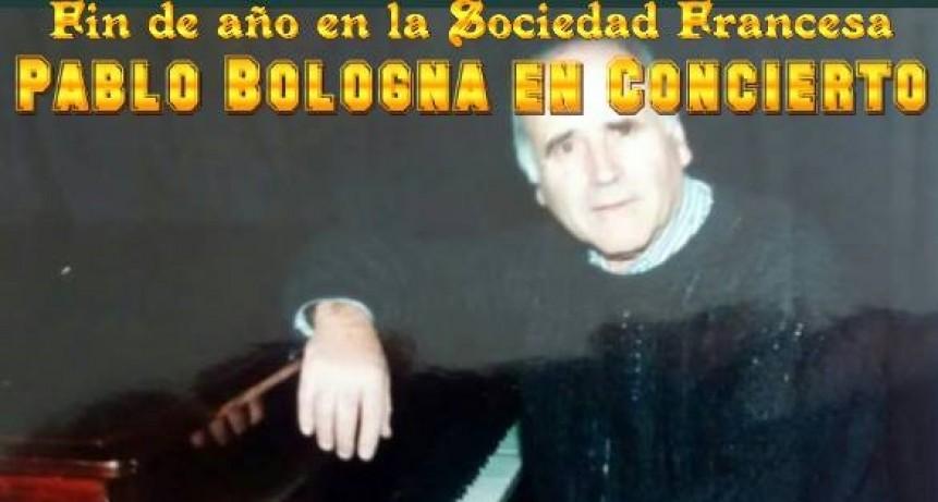 """Pablo Bologna """"En concierto"""""""