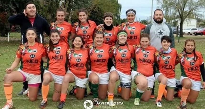 Rugby: Daiana Lecay al Seven de Selecciones de Paraná