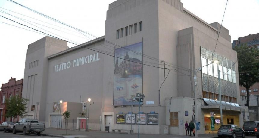 """""""Sinergia"""" en el Teatro Municipal"""