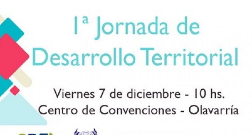 Municipios de la región se reúnen en la Jornada de Desarrollo Territorial