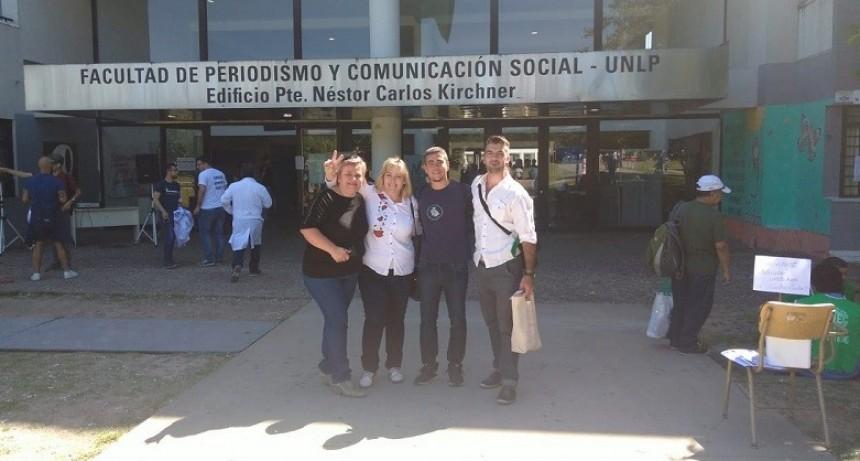 Almada participó del 5° Encuentro Nacional de Salud