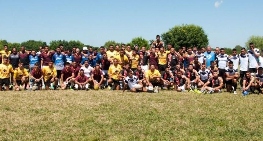 Culminó exitoso torneo provincial de rugby en contexto de encierro en la Provincia