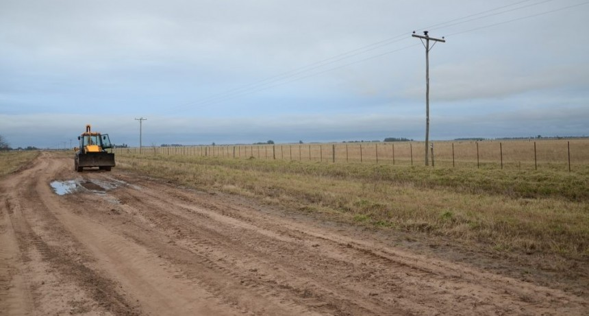 Se reunió la Comisión de Infraestructura Vial Rural