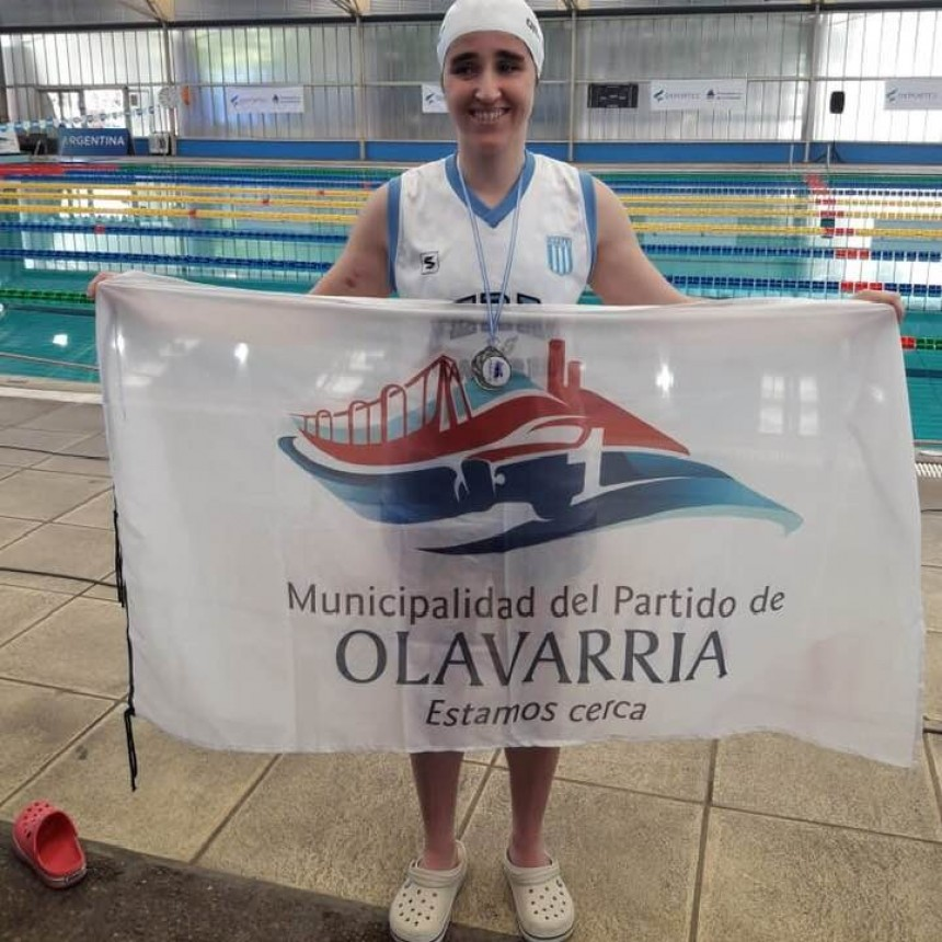 Daiana Moura en el Argentina Open