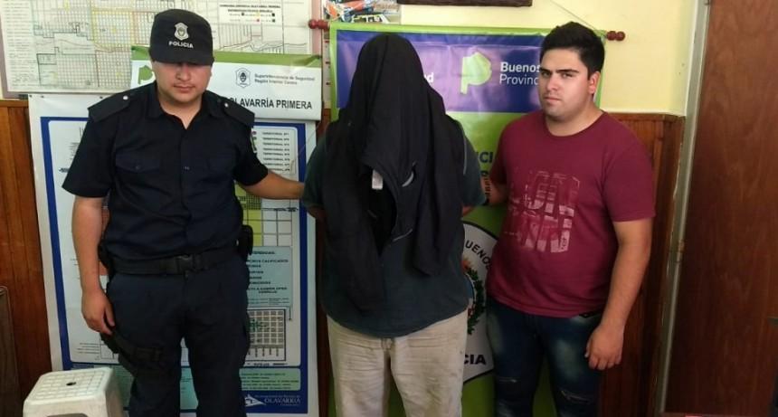 Allanamiento en Sierra Chica por tenencia de estupefacientes