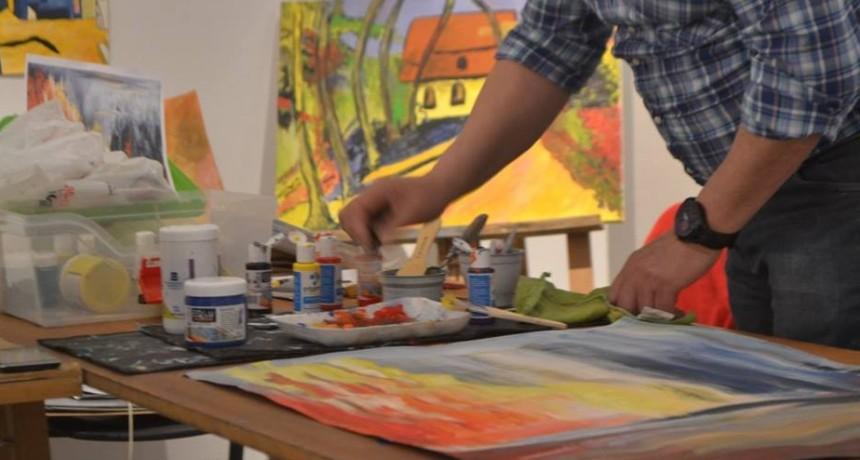 """Cierre de """"Open Studio"""" en el Centro Cultural Municipal"""