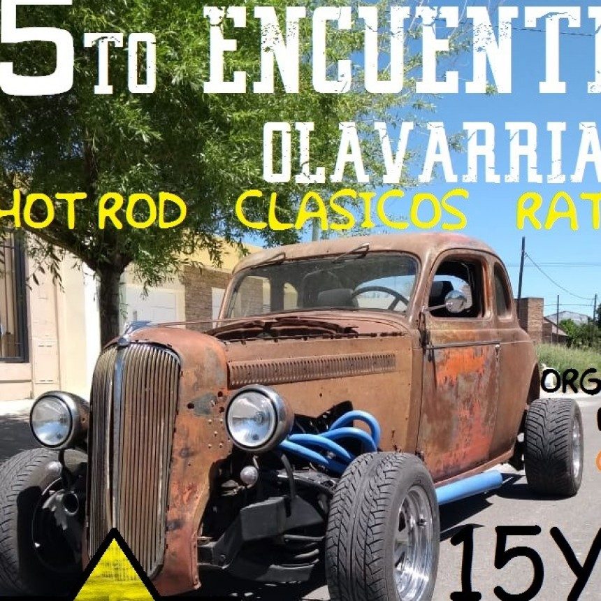 5to encuentro de Hot Road, Clásicos y Rat Road