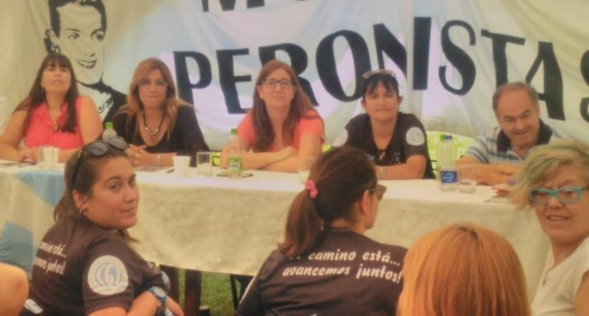 Encuentro de Mujeres Peronistas en Tapalqué