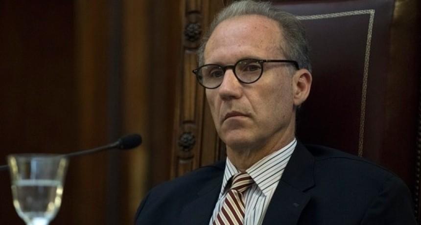 La Corte decidió limitar los poderes de su presidente, Carlos Rosenkratz