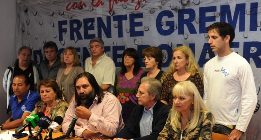 La Justicia falló a favor de docentes y rechazó premio por presentismo impulsado por Provincia