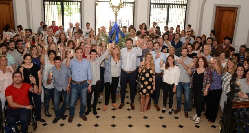 """Ezequiel Galli: """"Hemos crecido mucho como equipo"""""""
