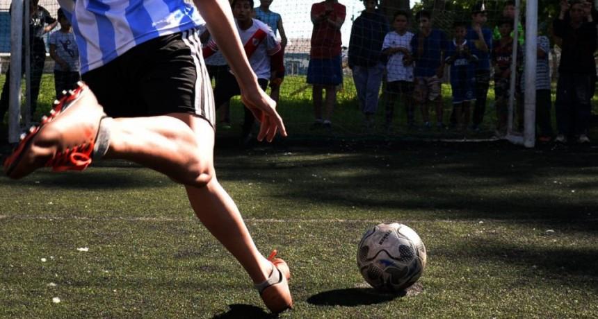 El Fútbol Solidario llega a las 20 ediciones