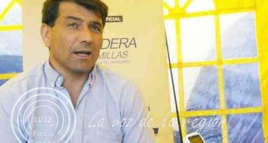 El ingeniero agrónomo Ivan Lupori habló de la cosecha fina