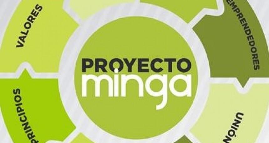 Vuelve 'La Minga' a la Plaza Central
