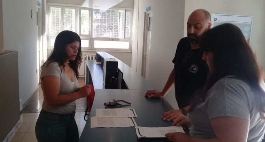 Presentan en el HCD un pedido para tratar la falta de agua en la ciudad