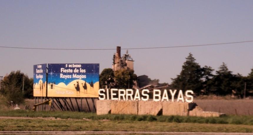 Sierras Bayas: prevén controles más intensos en el año nuevo
