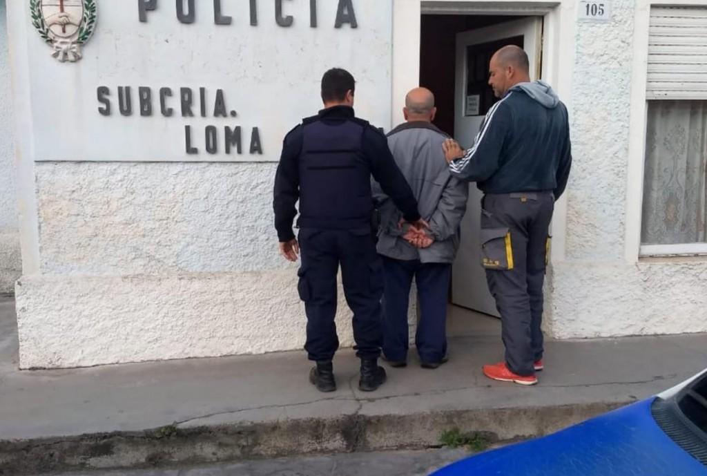 Un detenido en una causa por abuso sexual