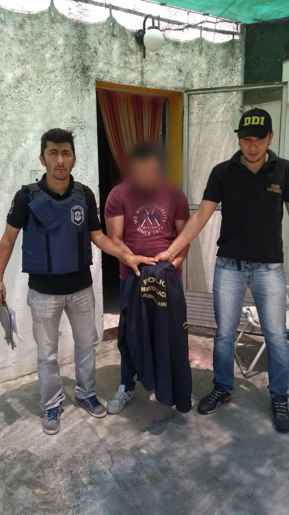 Detuvieron a un hombre por una causa del 2014
