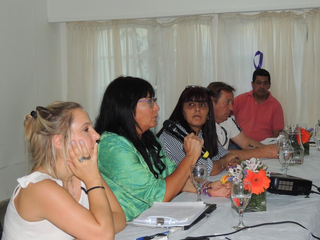 Reflexionaron en el STMO sobre Violencia Familiar y de Género