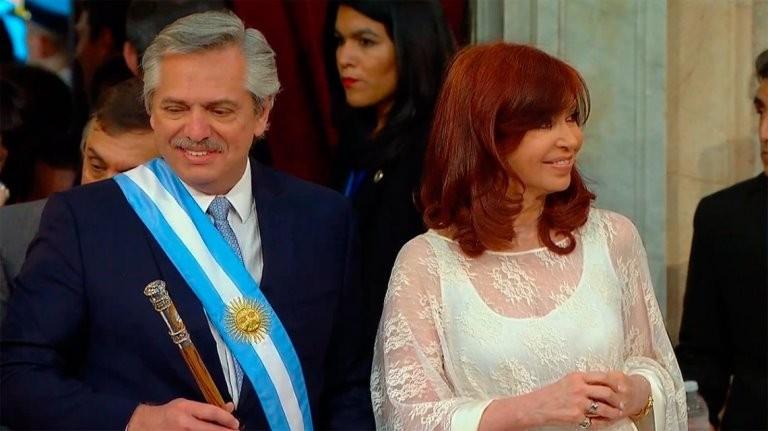 El discurso del nuevo Presidente Alberto Fernández