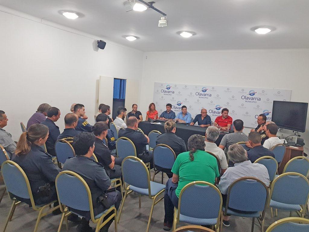 Se realizó la última reunión del año del Consejo de Seguridad