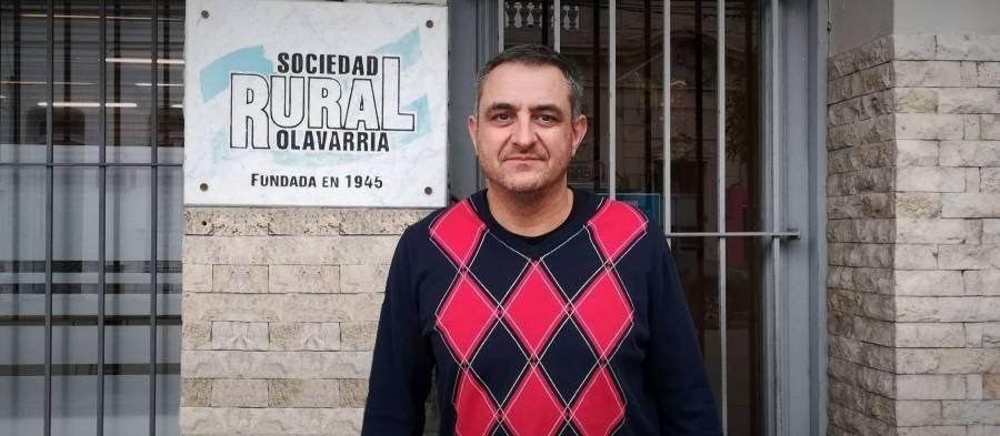 Retenciones: El presidente de la Sociedad Rural de Olavarría habló sobre el tema
