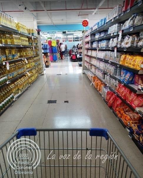 Olavarría: Casi 60% aumentó el precio de los alimentos en un año