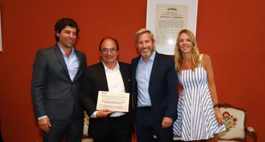Premiaron la renovación del Centro Cívico de Saladillo por la accesibilidad