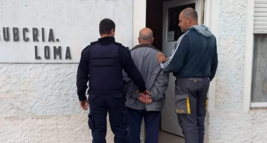 Un detenido en una causa por abuso sexual