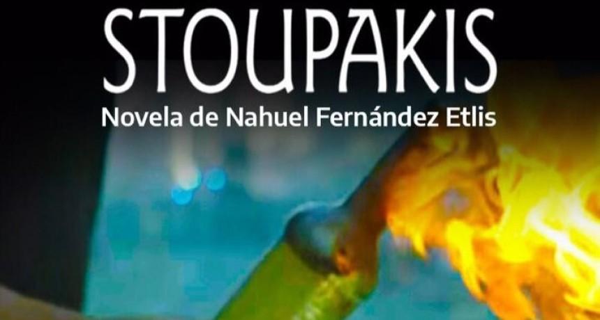 """Nahuel Fernández Etlis presenta """"Stoupakis"""" en el Centro Cultural Municipal"""