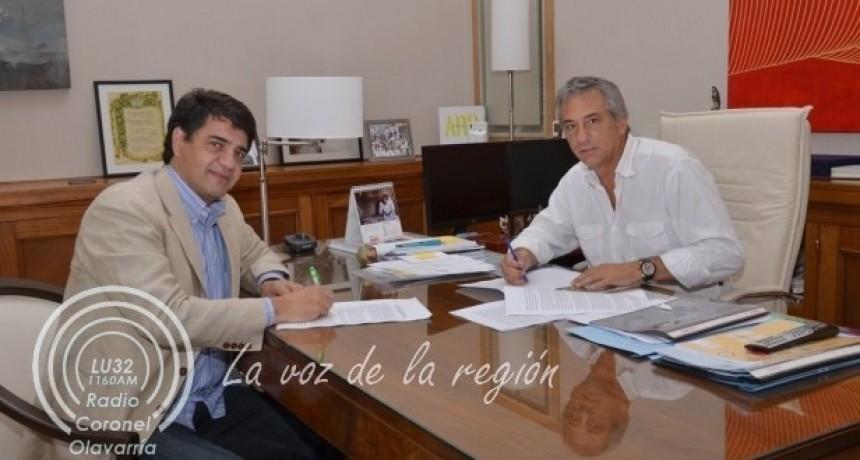 Eseverri presentó la renuncia al Grupo Bapro