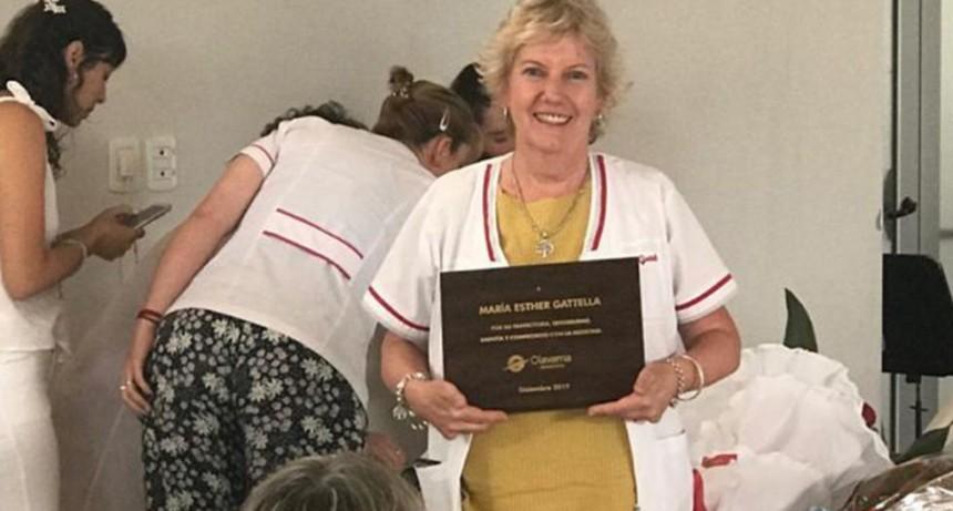 La Dra. María Esther Gatella culminó su labor en la Dirección de Atención Primaria