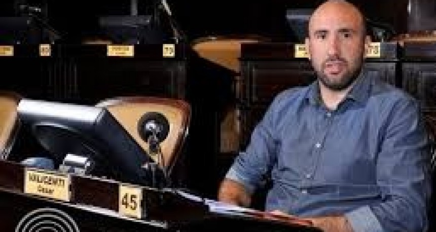 El diputado Valicenti y su visión acerca de las asunciones a nivel provincial y nacional