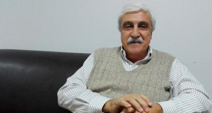 El presidente de la cámara de la piedra dialogó para Lu 32